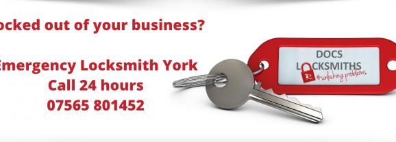 Docs locksmiths North Yorkshire